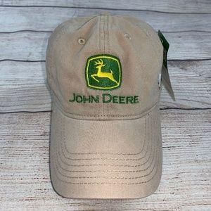 John Deere Cotton Harvesting Baseball Cap Hat
